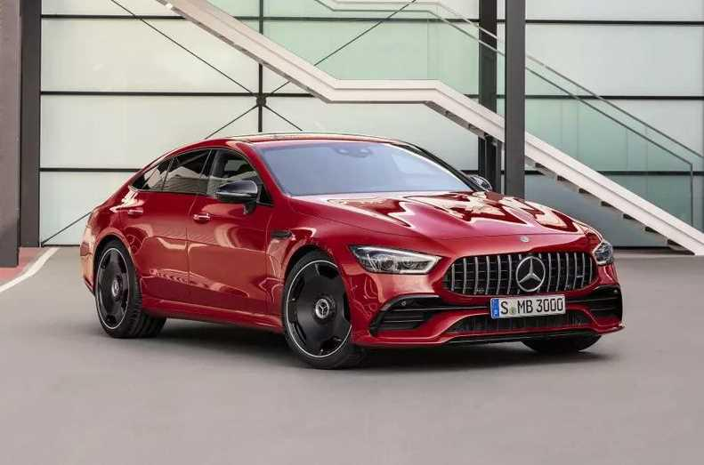 Mercedes-Benz AMG 4-door Coupe