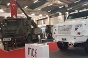 MKE Yavuz 155 mm Kamyona Monteli Öbüs