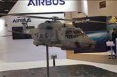 AIRBUS NH90 NFH maketi