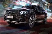 Mercedes-Benz GLC Coupe - 29 adet