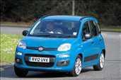 İtalya: Fiat Panda - 99,945