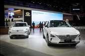 Hyundai Kona Electric ve Nexo