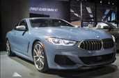 BMW 8 Serisi Coupe