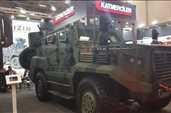Katmerciler Hızır 4x4 Taktik Tekerlekli Zırhlı Araç