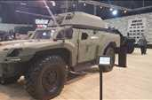 Otokar Akrep IIe Elektrikli Zırhlı Araç