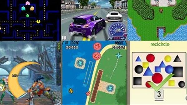 Aplikasi java game online