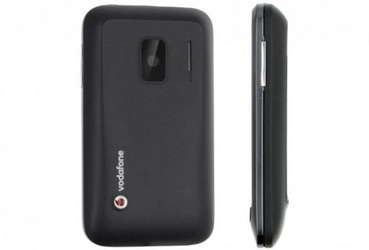 Vodafone, Android işletim sistemli telefonu Vodafone 845'i duyurdu