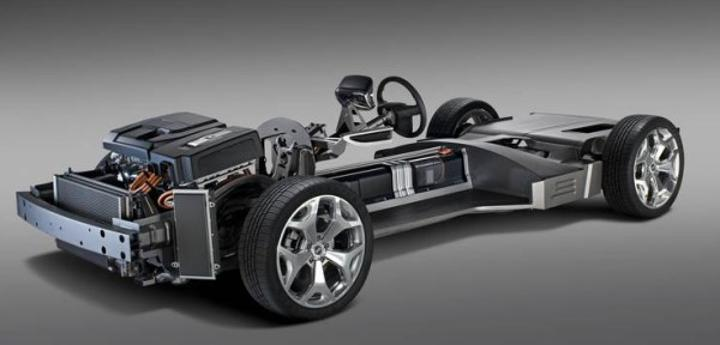 Hibridlerin en çok elektrikli olanı: Opel Ampera