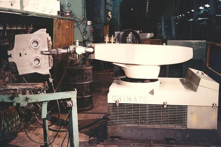 Robot kol mekanizmasının mucidi George C. Devol 99 yaşında öldü