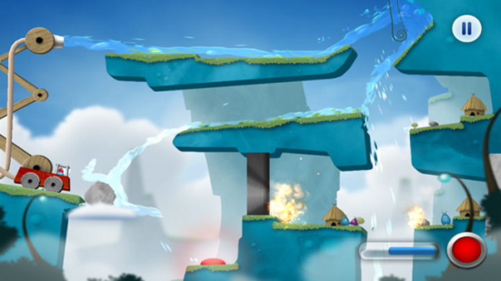 Sprinkle oyunu dört çekirdekli NVIDIA Kal-El desteğiyle Android Market'te yerini aldı