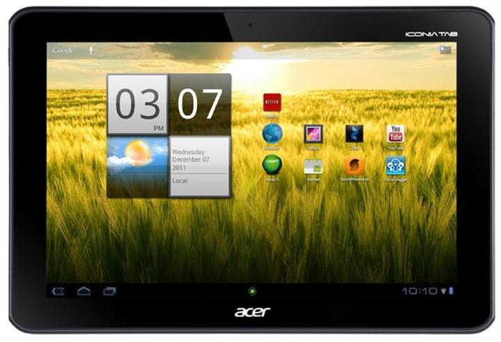 Acer Iconia Tab A200 Türkiye'de satışa sunuldu