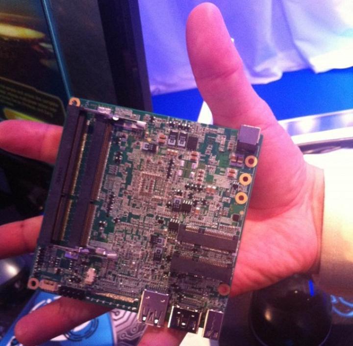 Intel, mini bilgisayar pazarına Core i5 işlemcili NUC ile giriyor