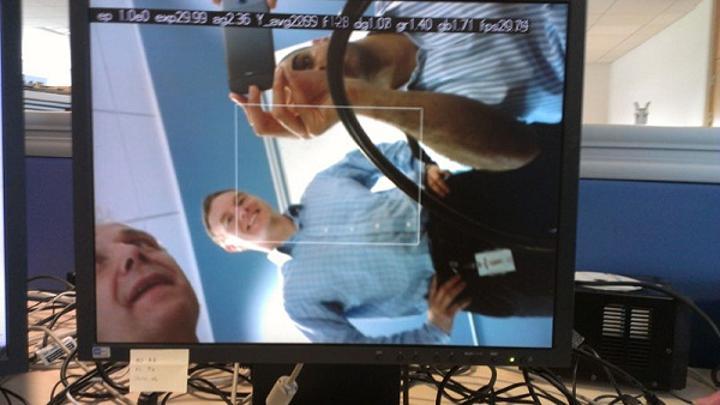 Raspberry Pi kamera modülüne kavuşuyor