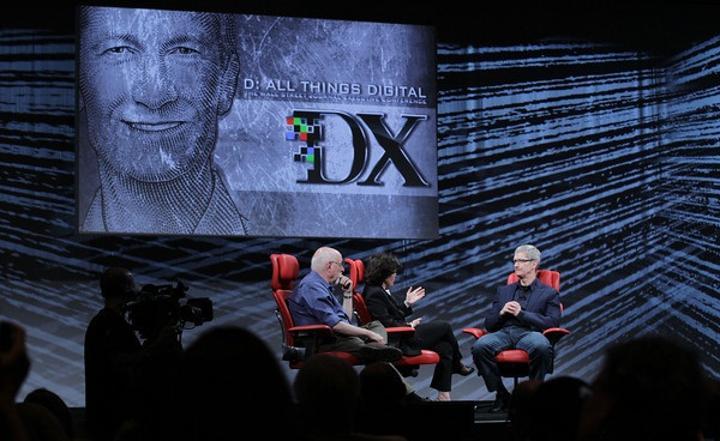 Tim Cook, DX konferansında konuştu, Siri'ye yeni özellikler kazandıracaklarının sinyalini verdi
