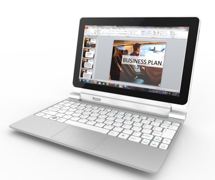 Computex 2012 : Acer'dan iki yeni Windows 8 tablet