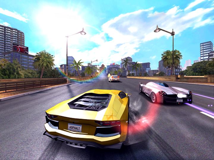 E3 2012: Gameloft, Asphalt 7: Heat ve diğer üç yeni oyununu duyurdu