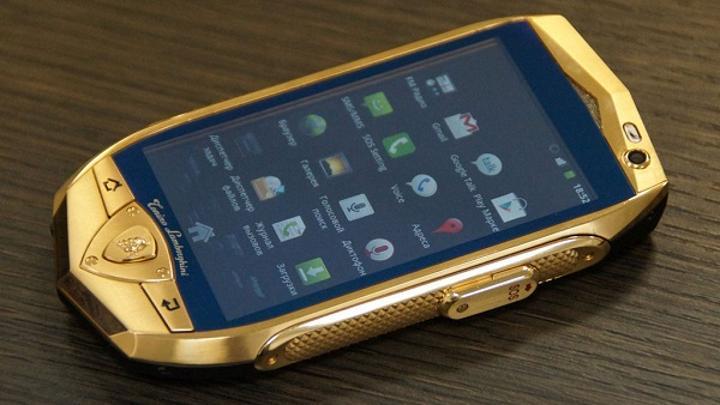 Lamborghini, lüks Android akıllı telefon ve tablet bilgisayarını tanıttı