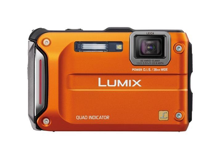 Su altında kullanıma uygun Panasonic Lumix FT4 satışa sunuldu
