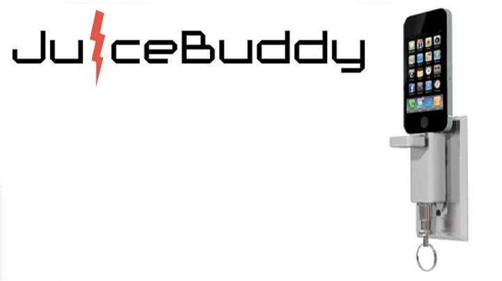Dünyanın en küçük iPhone şarj cihazı JuiceBuddy