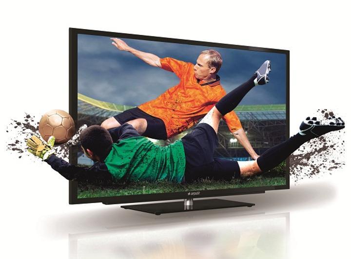 Arçelik, 3D All + In +One LED TV modellerini satışa sundu