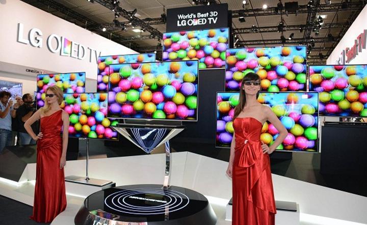Samsung ve LG, OLED teknolojileri konusundaki anlaşmazlıklarını halletmeye başladı