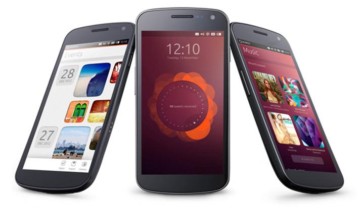 Ubuntu ile çalışan akıllı telefonların sevkiyatı en erken önümüzdeki yıl gerçekleşecek