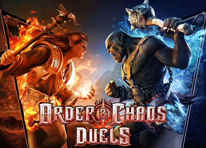 DH Özel: Order & Chaos Duels'i inceledik