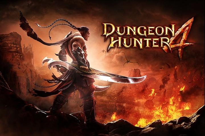 Dungeon Hunter 4'ün ilk tanıtım videosu yayınlandı