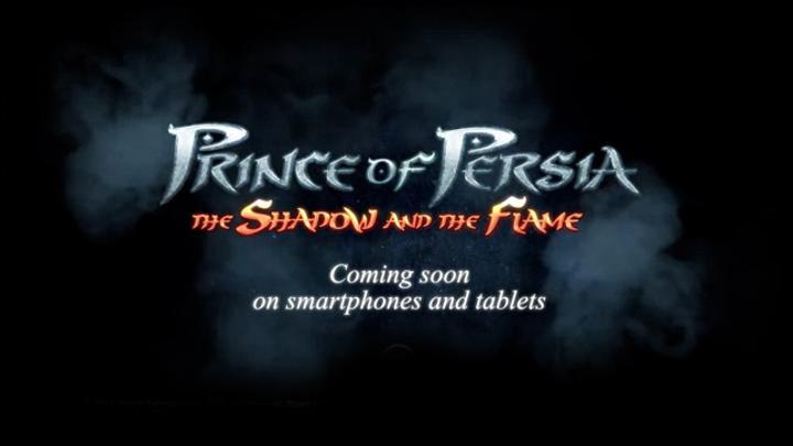 Ubisoft, Prince of Persia: The Shadow and Flame'i mobil platform için duyurdu