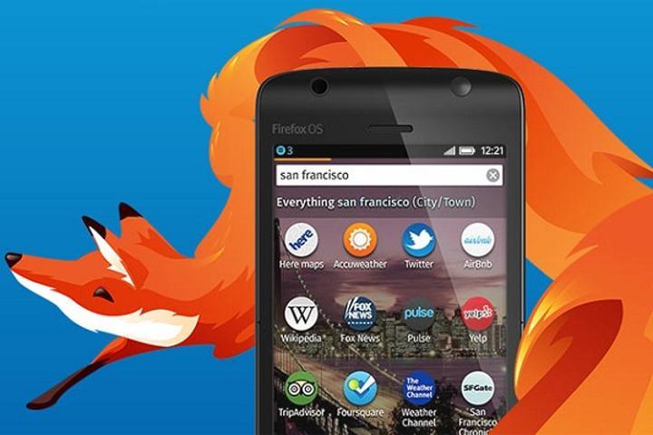 Firefox OS, haziran ayı itibariyle 5 farklı ülkede boy gösterecek