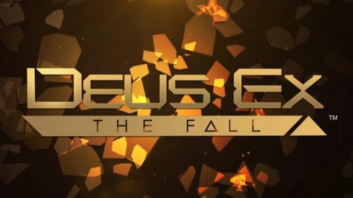 Deus Ex: The Fall, iOS platformuna özel olarak duyuruldu
