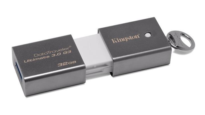 Kingston'ın yüksek performanslı USB belleği Data Traveler Ultimate 3.0 G3 ülkemizde satışa sunuldu