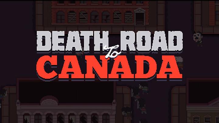 Death Road to Canada için kısa bir tanıtım videosu yayınladı