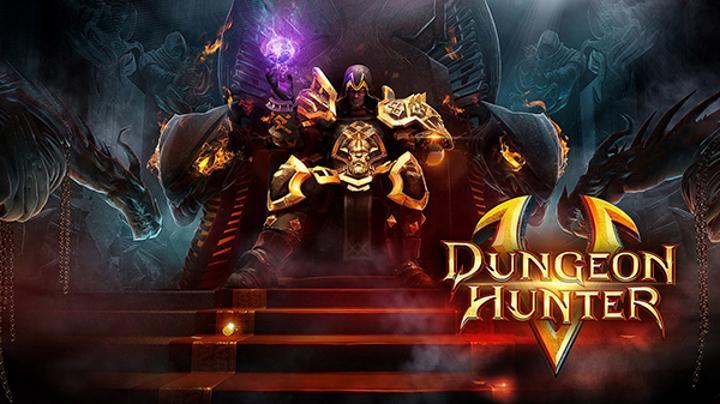 Dungeon Hunter 5 için kısa bir tanıtım videosu yayımlandı