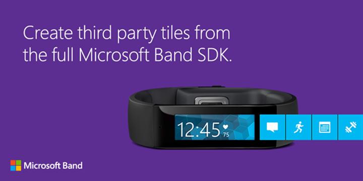 Microsoft, aktivite takibi bilekliği için geliştirme kitini yayınladı