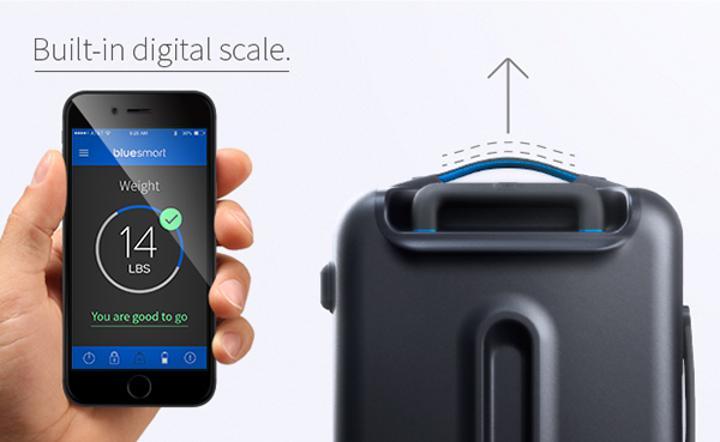 Samsung ile Samsonite akıllı valiz geliştiriyor