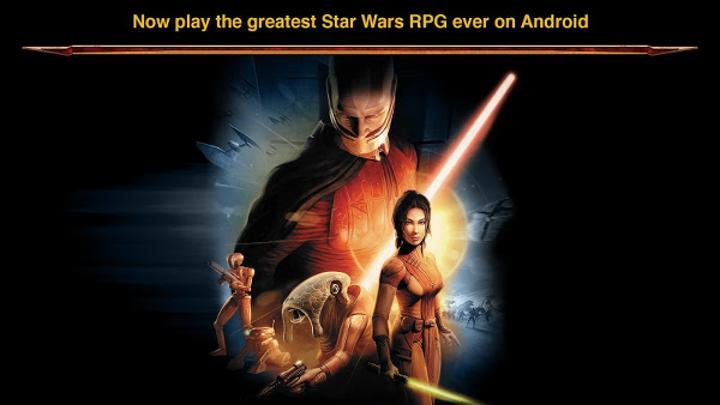 Star Wars: Knights of the Old Republic Android sürümü indirime girdi