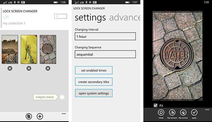 WP uyumlu Lock Screen Changer sadece bugüne özel ücretsiz