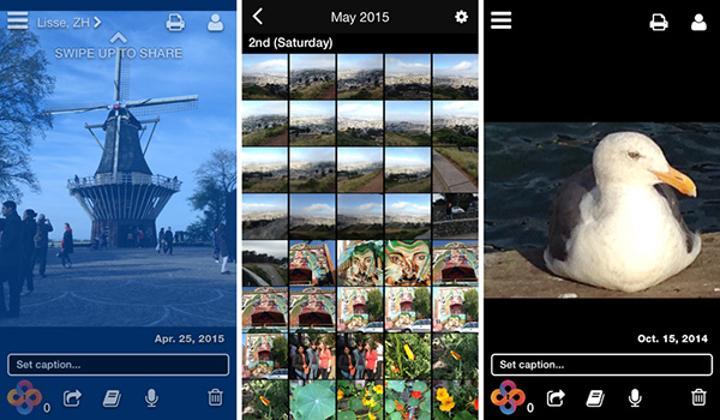 Özel fotoğrafları depolama noktasında iOS platformuna yeni bir alternatif: Sherish