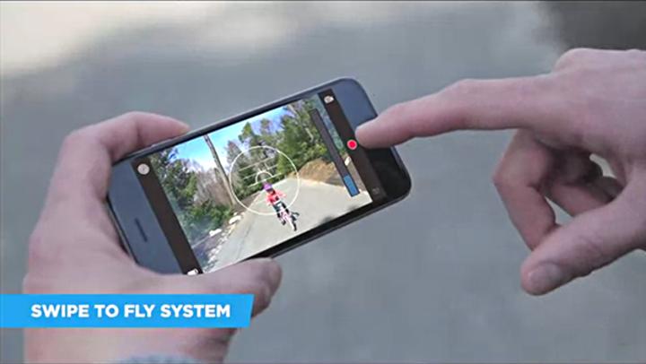 Kickstarter'ın destek aradığı akıllı telefon kontrollü yeni hava aracı: CyPhy LVL 1
