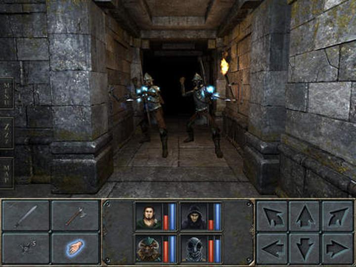 Legend of Grimrock iPad'e geldi
