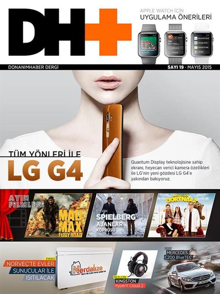 DH+ Mayıs Sayısı Yayınlandı