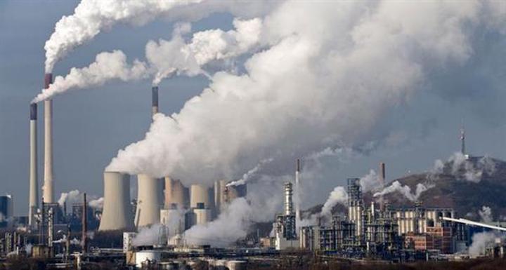 Atmosferdeki karbondioksit rekor seviyeye ulaştı