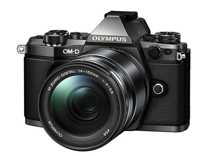 Olympus'tan OM-D E-M5 II'ye