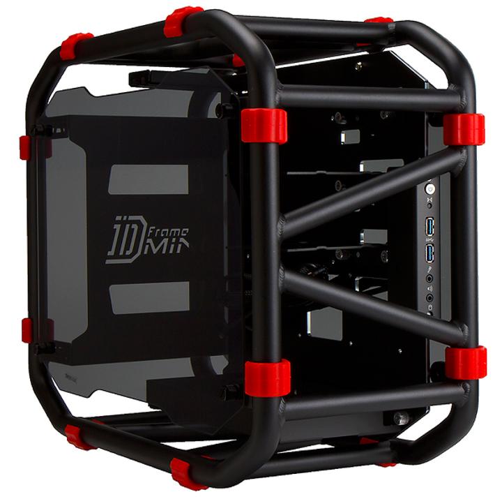 In Win D Frame Mini bilgisayar kasası övgü topluyor
