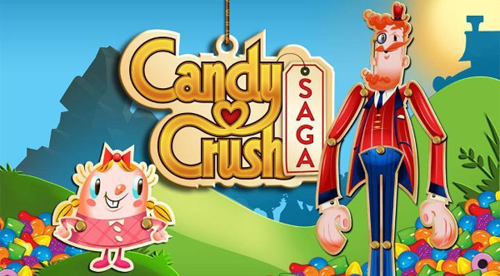 Candy Crush Saga oyunu Windows 10 için geliyor