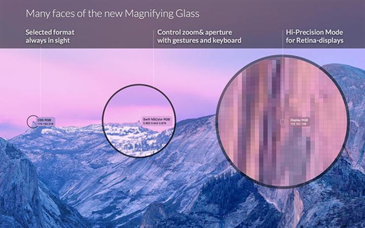 Mac uyumlu yeni uygulama: ColorSnapper2