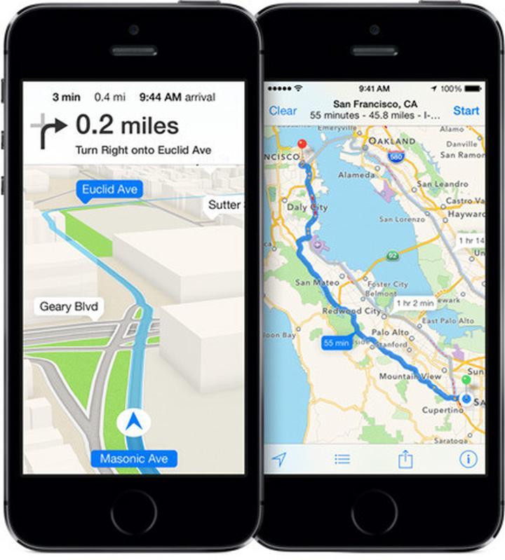 Apple, GPS teknolojileri geliştiren Coherent Navigation firmasını satın aldı