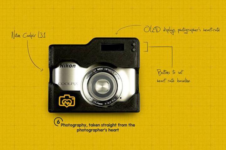 Nikon'dan ilginç konsept: Heartography