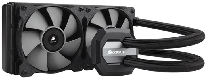 Corsair Hydro Series H100i GTX soğutma performansı ile beğeni topluyor